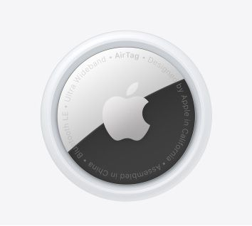 Can I track my car using Apple AirTags