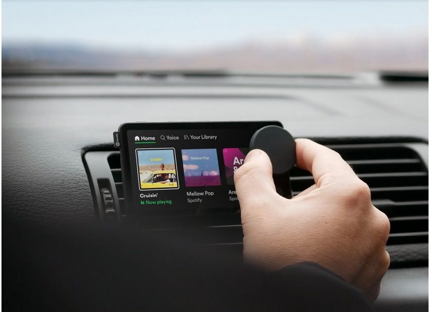 Spotify Launched Car-Thing