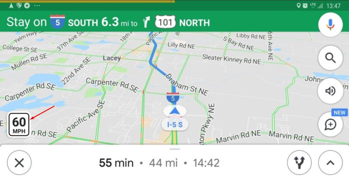 Google Maps: New Feature Eco Friendly to reduce carbon foot print.