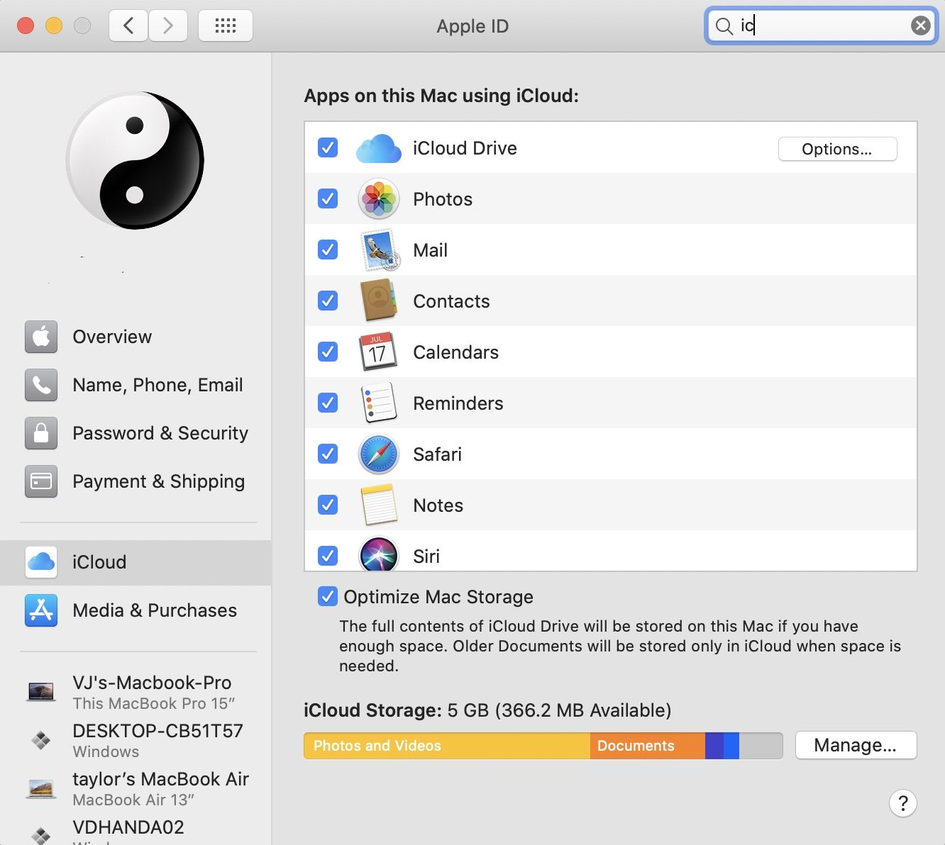 How to unsubscribe for Apple iCloud Storage?