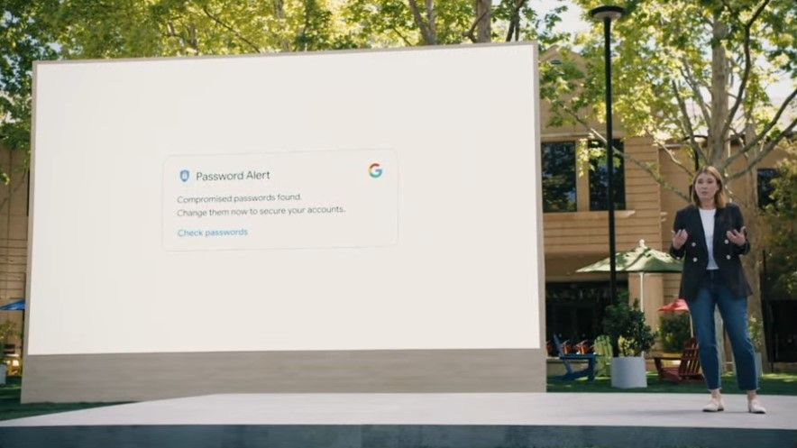 Google Password Manager: New improved features.