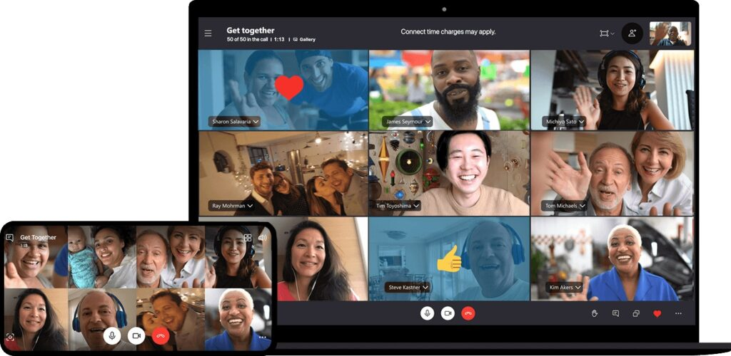 Microsoft teams with family and friends features are now widely available for personal use .