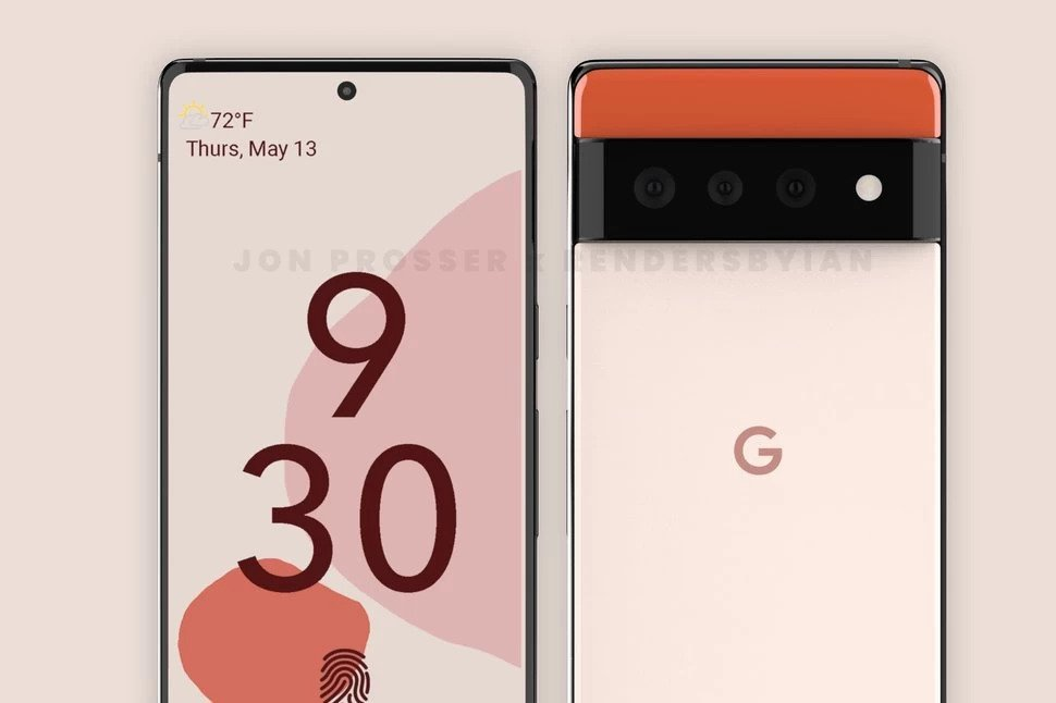 Google Pixel 6 and Pixel 6 Pro could come equipped with dual and triple rear cameras, respectively.