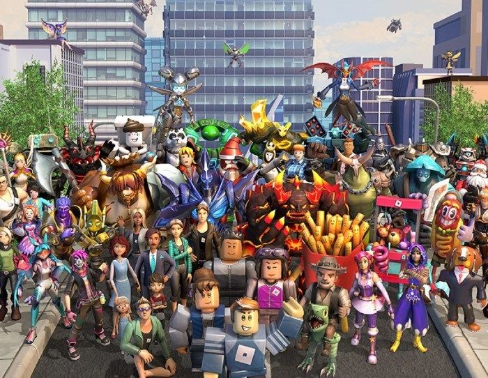 Roblox developers declare that their product has nothing to do with games.
