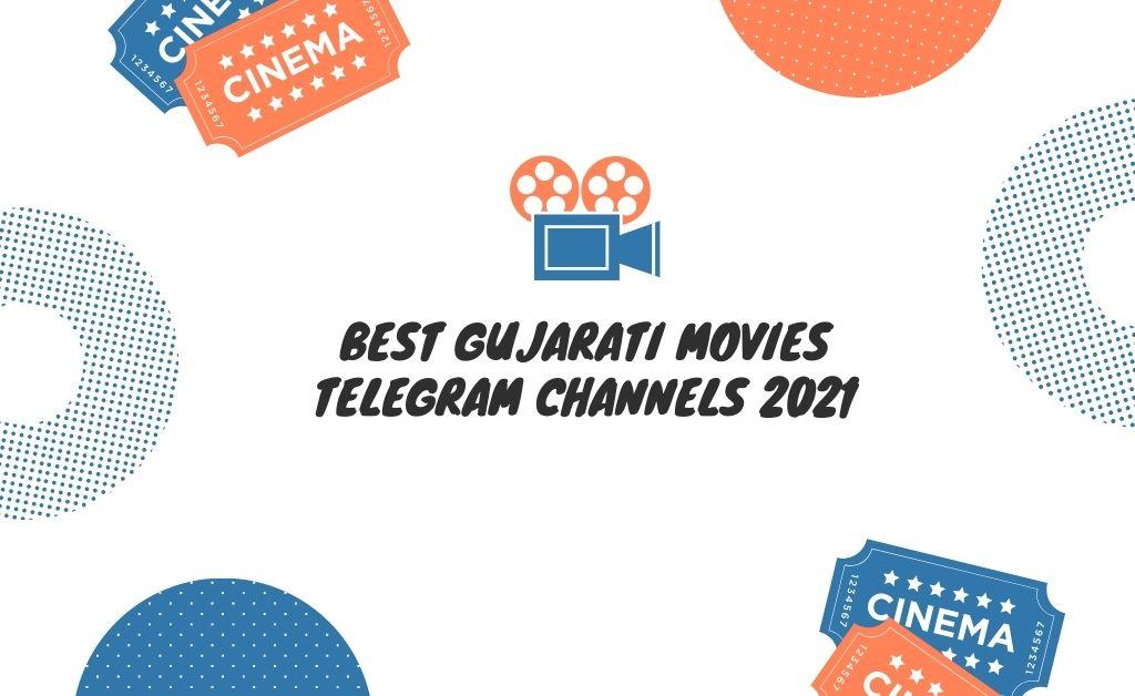 Best Gujarati Movies Telegram Channels