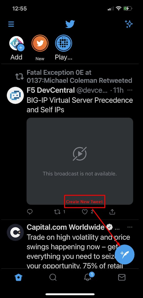 How to use Twitter's voice tweet auto-captions in iOS 15