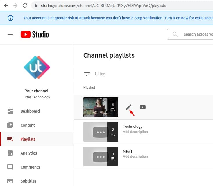 How to change privacy for YouTube individual playlists  How to modify privacy for YouTube individual playlists