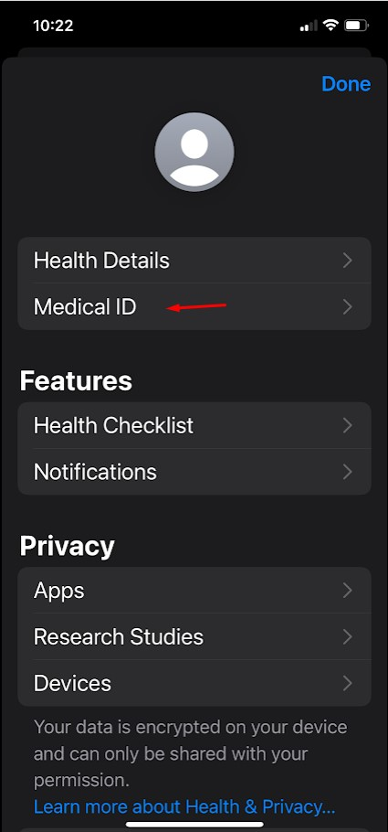 How to configure your iPhone's medical ID