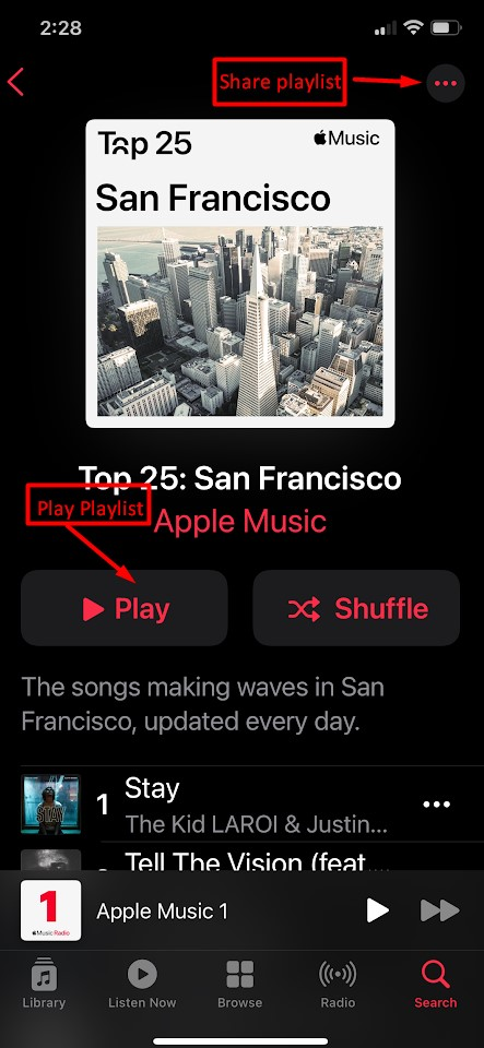 Find the Most Popular Apple Music Songs in Your City