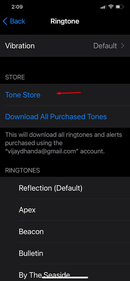 How to Purchase Ringtones for iPhone and iPad in iOS 15