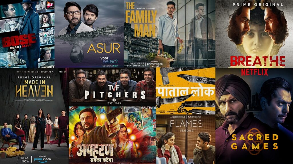 Top Telegram Channels For Web Series in 2021 | Indian web series telegram channel list