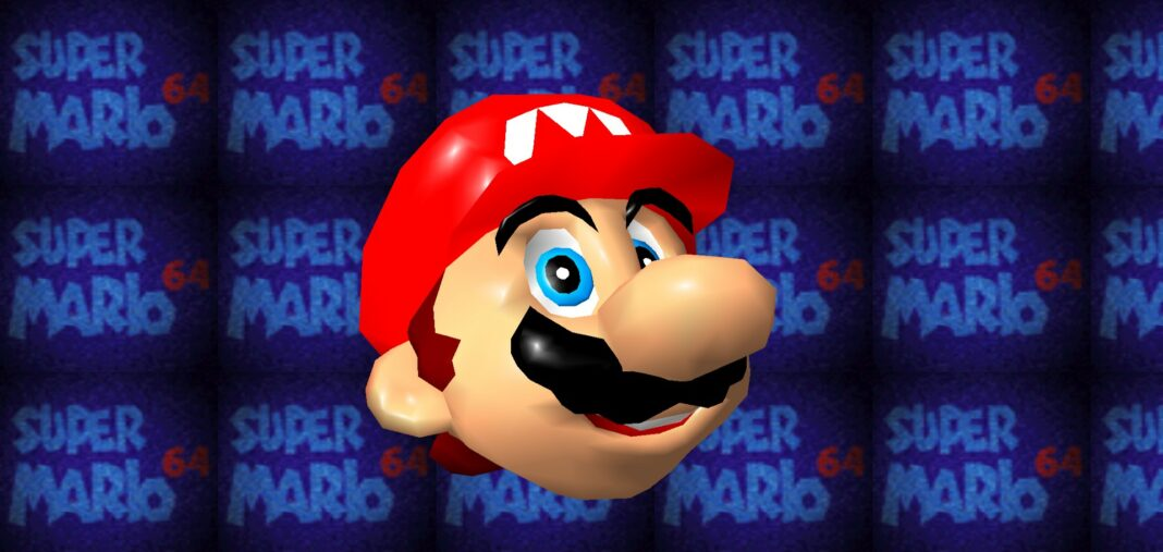 How to play Super Mario 64 on browser