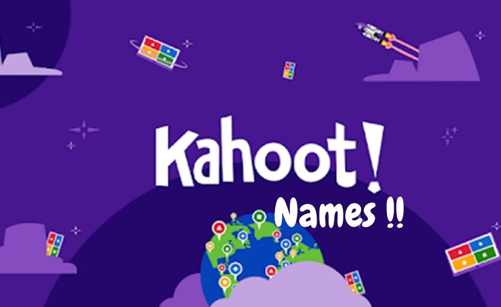 Best Cool Funny and Inappropriate Kahoot Names