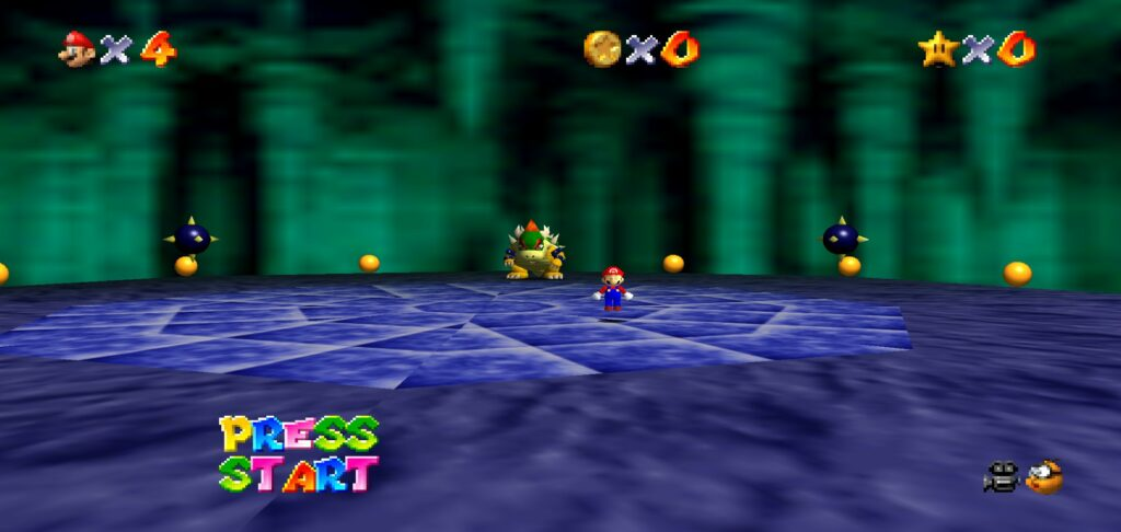 How to play Super Mario 64 on browser in iPad, iPhone, and on the Mac