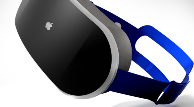 Apple's first AR headset will debut in 2022