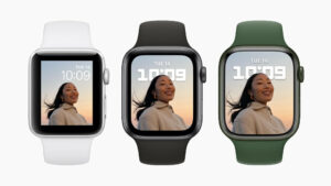 Apple Store is currently closed in preparation for Apple Watch Series 7 preorders