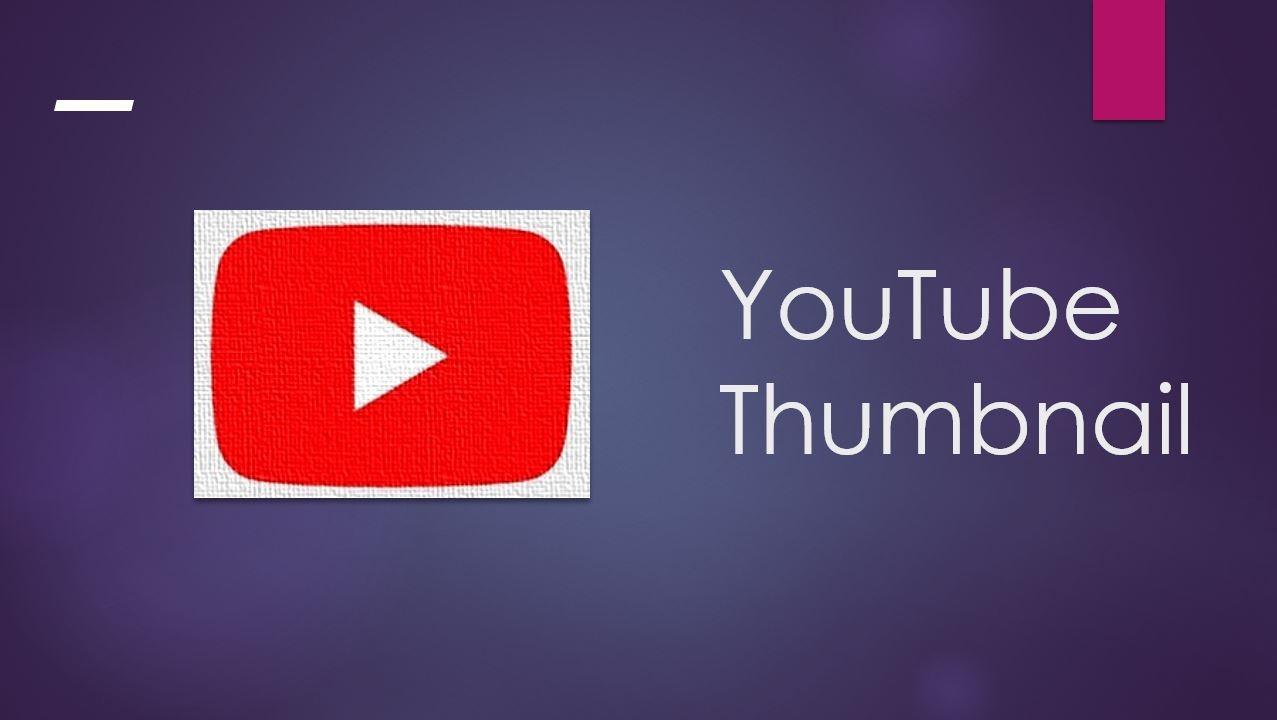 Answer to All Your Questions About Youtube Thumbnail Size